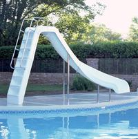 Wild Ride Pool Slide