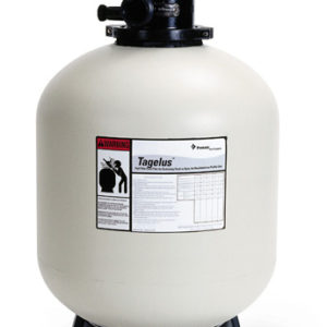 "Pentair Tagelus TA-60 Sand Filter w/24 Diameter Tank, 1.5"" Multi Port Valve"""