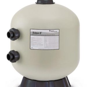 "Pentair Triton II TR-100 Sand Filter, 30 Diameter Tank, valve sold seperately"""