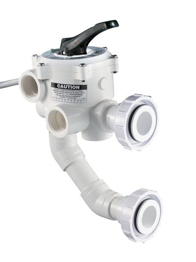 Pentair Multi Port Valve 2 Pre Plumbed""