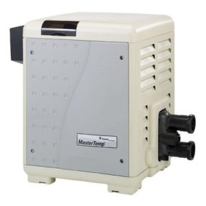 Pentair Master Temp 400 Natural Gas Heater