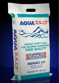 AquaSalt - 40lb. Bag