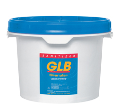 GLB Granular Dichlor - 4lb.