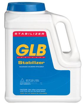 GLB Chlorine Stabilizer 4lbs.