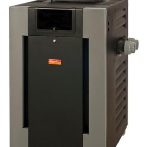Raypak P-R406A Electronic Ignition Natural Gas Pool Heater (Cupro-nickel Exchanger)
