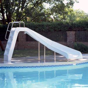 Inter-Fab White Water (Left) Turn Slide