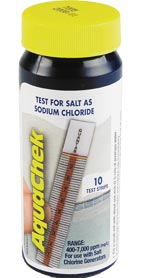AquaChek® Salt Test Strips 10 ct.