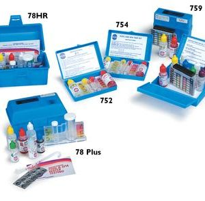 Rainbow/Lifeguard 78HR 4 in 1 Test Kit