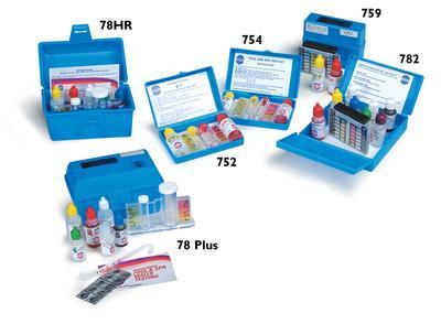 Rainbow/Lifeguard 78HR 4 in 1 Test Kit