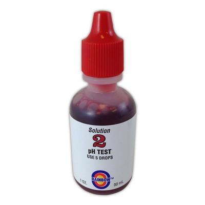 Rainbow Lifeguard #2 Test Kit Reagent Refill