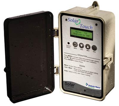 Pentair Solar Touch Solar Control System