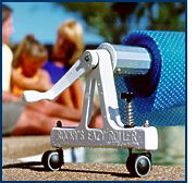 Rocky Roller Solar Reel for Pools Up to 20'