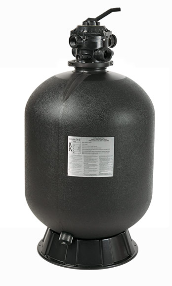 "Sta-Rite Crystal-Flo II 26 Diameter Tank, 2"" Multi port valve"""