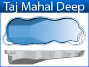 San Juan Taj Mahal Deep (White or Sully Blue)