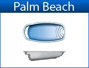 San Juan Palm Beach (White or Sully Blue)