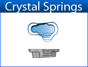 San Juan Crystal Springs (White or Sully Blue)