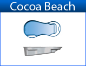 San Juan Cocoa Beach (White or Sully Blue)