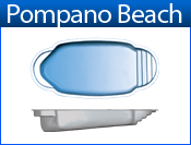 San Juan Pompano Beach (White or Sully Blue)