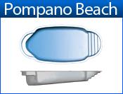 San Juan Pompano Beach (White or Sully Blue)