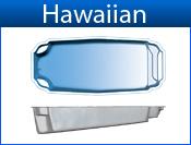 San Juan Hawaiian (White or Sully Blue)