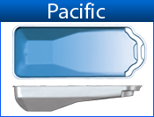 San Juan Pacific (White or Sully Blue)