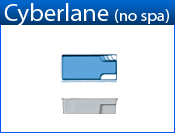 San Juan Cyberlane (White or Sully Blue)