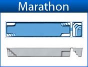 San Juan Marathon with Spa (White or Sully Blue)