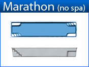 Marathon no spa