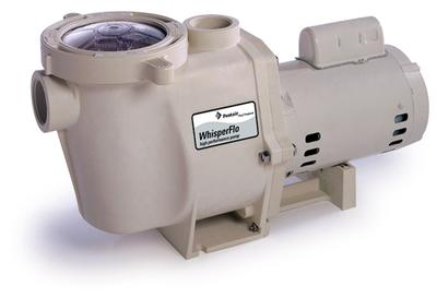 Pentair WhisperFlo Pump 2hp.